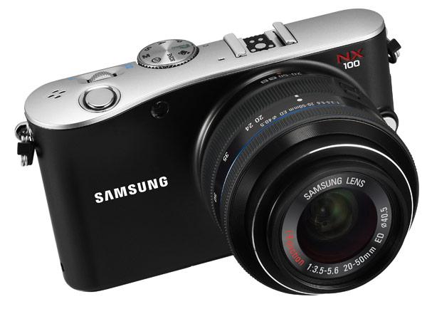 Samsung NX100, una cámara para iniciarse en fotografía digital profesional