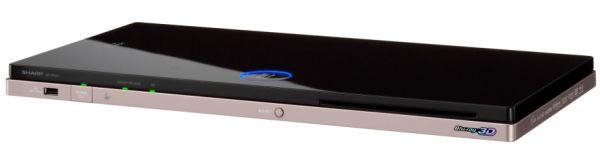 Sharp BD-HP90S, lector Blu-ray que reproduce contenidos 3D Full HD