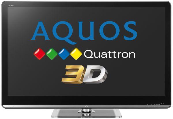 Sharp LC-46LE925E, televisor 3D capaz de convertir contenidos 2D a 3D