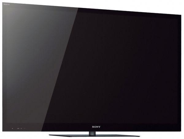 Sony KDL-55NX810, televisor 3D Full HD con diseño de monolito