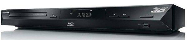 Toshiba BDX3100KB, Toshiba también sucumbe al Blu-ray 3D