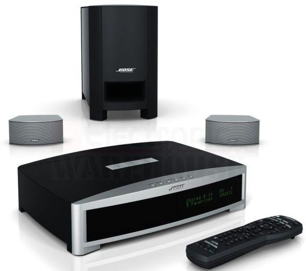 Con cada sistema Bose 3.2.1 serie III, una base Bose Connet Kit para iPod, de regalo