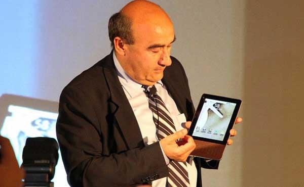 Acer Tablet, el próximo 23 de noviembre se presentará la tableta de Acer