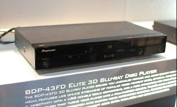 Pioneer BDP-430, BDP-43FD y BDP-41FD, los primeros Blu-ray 3D de Pioneer
