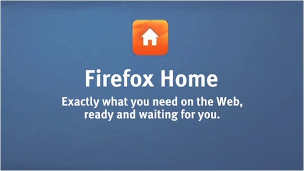 Firefox Home para Symbian y BlackBerry, acceso a Firefox desde móviles Symbian y BlackBerry
