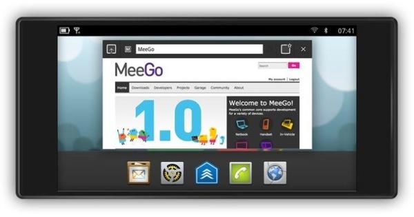 MeeGo, el primer móvil con MeeGo llegará en 2011