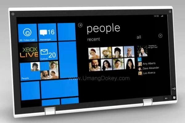 Windows Phone 7 no llegará a los tablets