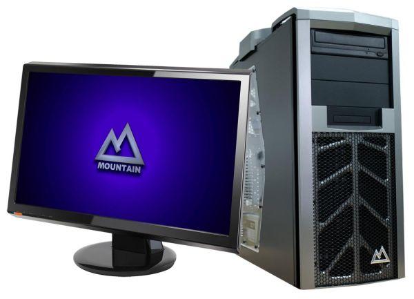 MOUNTAIN GTM 600, un ordenador de sobremesa creado para los jugadores más exigentes