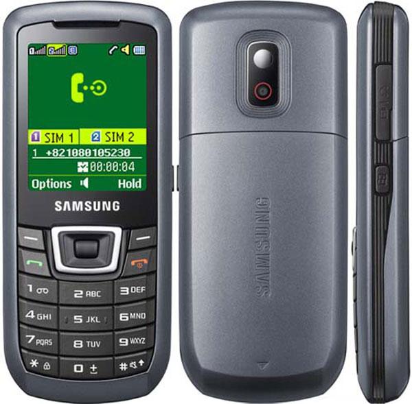Samsung C3212, análisis y opiniones