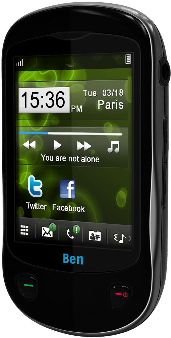 Aplicaciones para célulares Alcatel Touch OT-710 Y OT-710a
