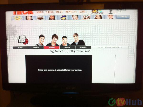 Google TV en graves problemas tras el bloqueo de los canales de Viacom
