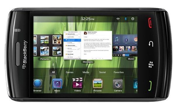BlackBerry Storm 3, se filtran las características del nuevo móvil BlackBerry