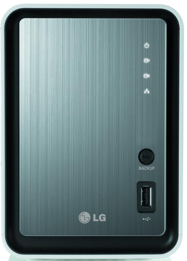 LG N2A2, centro multimedia compatible con las plataformas iOS y Android