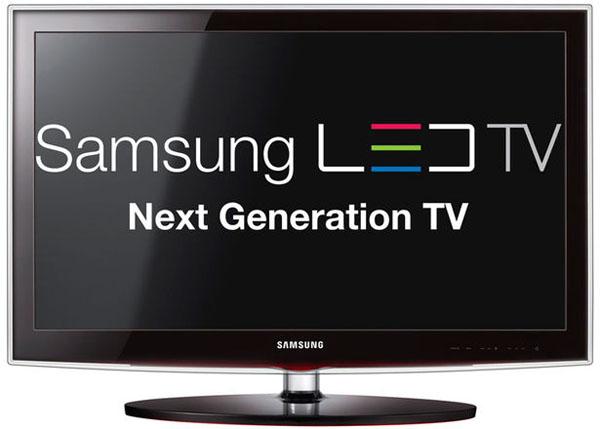 Samsung UE19C4000, el televisor más pequeño de la serie 4, muestra las ventajas del led