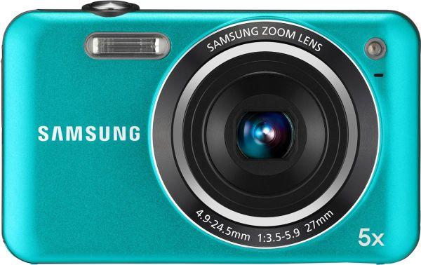 Samsung ES75, una camara compacta inteligente para todas las ocasiones