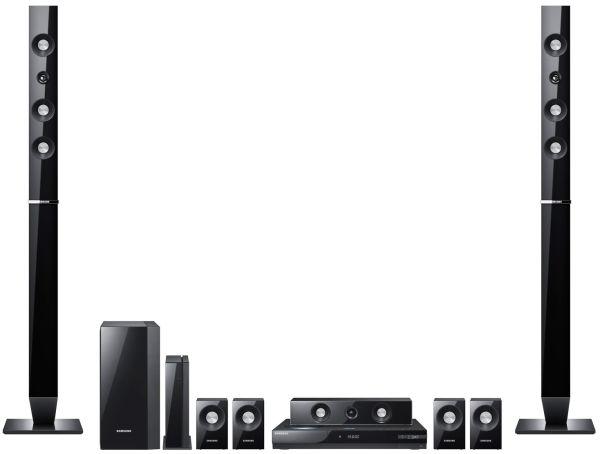 Samsung HT-C6930, sistema todo en uno 7.1 con lector Blu-ray 3D