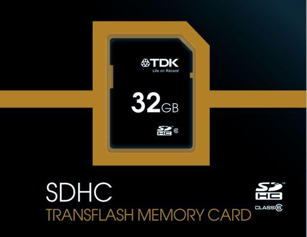 TDK SD - 2