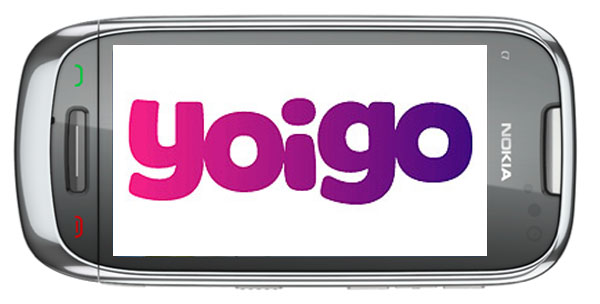 Nokia C7 con Yoigo, precios y tarifas de Nokia C7 con Yoigo
