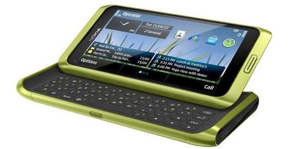 Nokia E7, este móvil de Nokia retrasa su lanzamiento hasta 2011