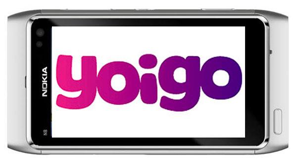 Nokia N8 con Yoigo, precio de Nokia N8 con Yoigo