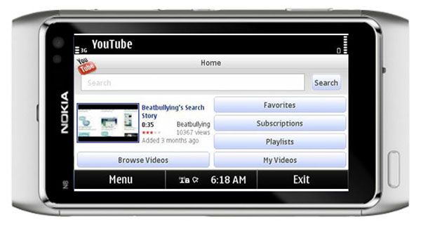 descargar youtube para celular nokia