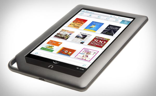 E-reader y Nook, Barnes & Noble despacha 18.000 Nook en color al día