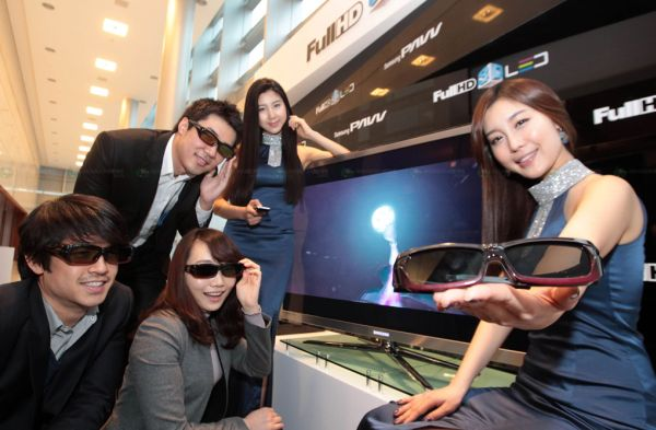 TV 3D, el deporte es el principal motivo para comprar un televisor 3D
