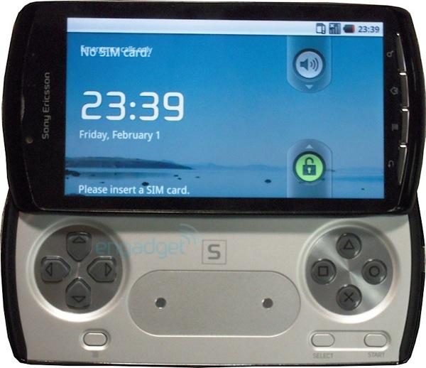 Sony Ericsson XPERIA Play, el móvil PlayStation de Sony Ericsson cambia de nombre
