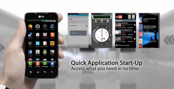 LG Optimus 2x, este móvil de LG muestra su potencia en un vídeo promocional