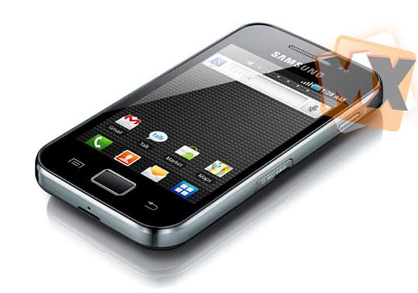 Samsung Galaxy Cooper S5830, nuevo miembro de la familia Galaxy de Samsung