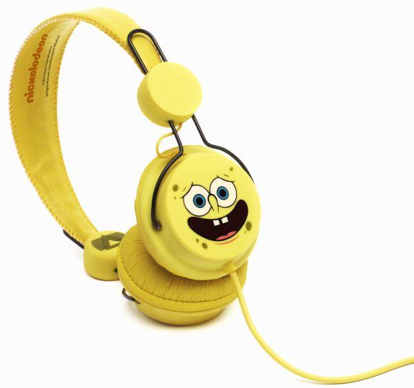 Bob Esponja, los auriculares de Bob Esponja by Coloud