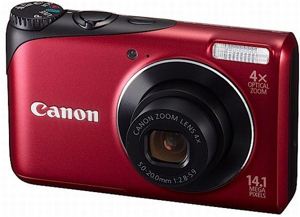 Canon powershot a2200 c mara que combina dise o buena - Camaras de vigilancia baratas ...