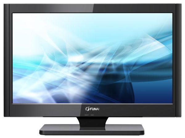 Funai LED22-H800M y Funai LED19-H800M, de la nueva serie de televisores Katana