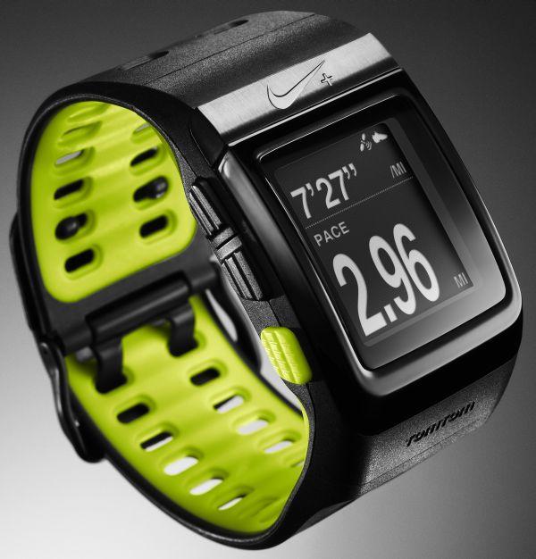 Nike+ Sportswatch GPS, el reloj de los atletas con navegador GPS integrado