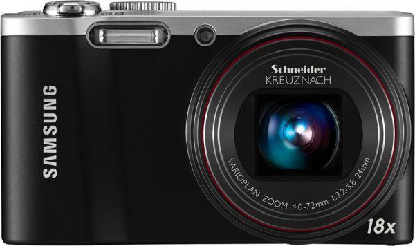 Samsung WB700, cámara con cuerpo pequeño y un gran zoom