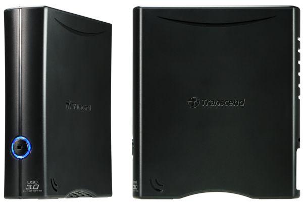 Transcend StoreJet 35T3, un disco duro externo con interfaz USB 3.0