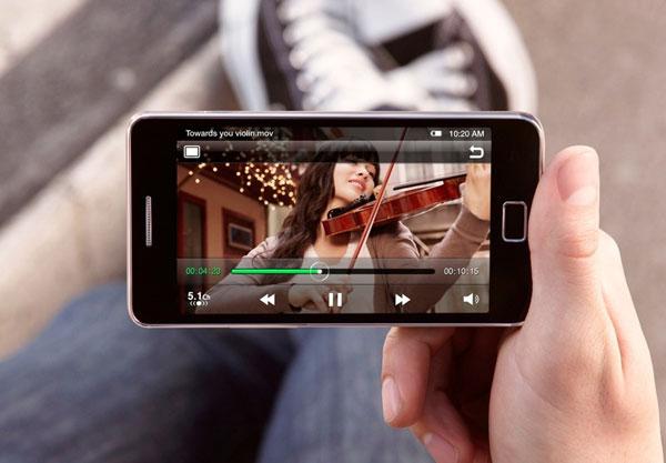Samsung Galaxy S II, este móvil avanzado tendrá una nueva conexión multifunción