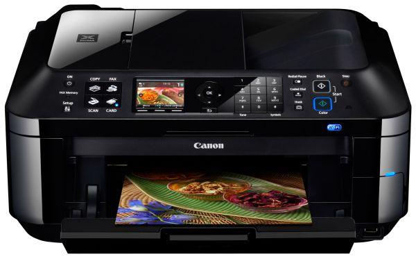 Canon Pixma Mx420 Equipo Multifunci 243 N Con Impresora De
