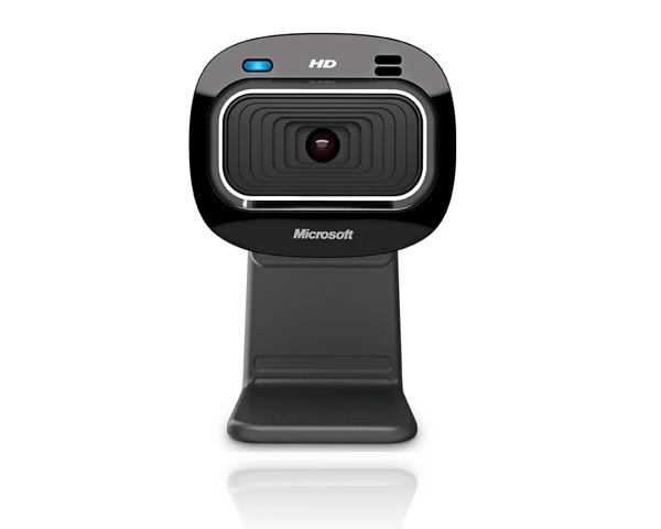 Microsoft LifeCam HD-3000, webcam de alta definición para videoconferencias domésticas