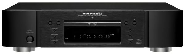 Marantz UD5005, reproductor universal que lee Blu-ray, SACD y DivX HD