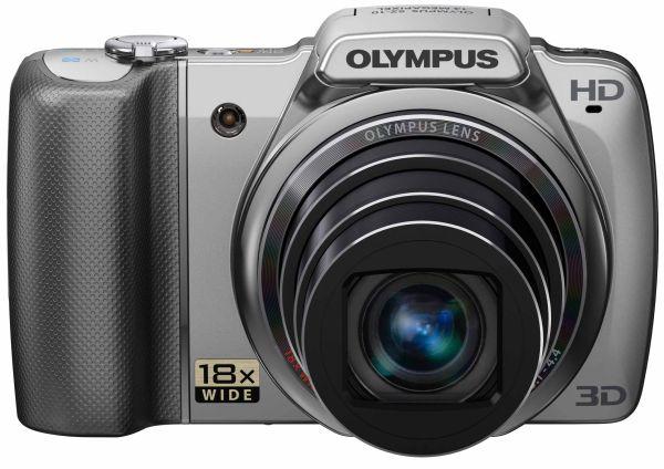 Olympus SZ-10, cámara digital con zoom óptico de 18x