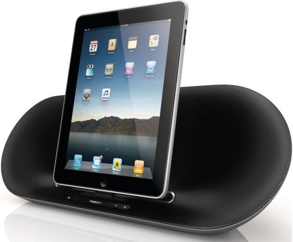 Philips Fidelio DS8550, sistema de audio para iPad, iPhone o iPod