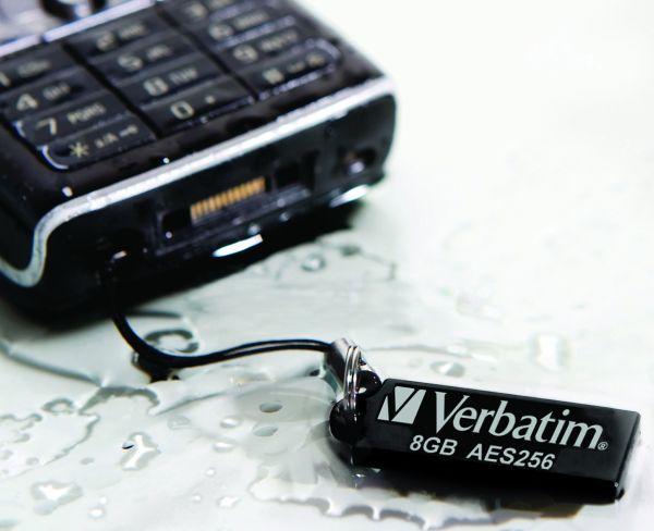Verbatim presenta su nueva línea de productos de almacenamiento de datos