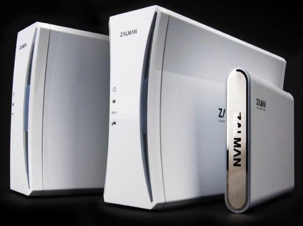 Zalman ZM-HE250U3 y ZM-HE350U, carcasas para actualizar un disco duro a la conexión USB 3.0