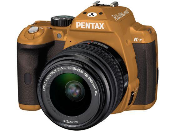 Pentax K-R Rilakkuma, edición limitada de una cámara réflex de iniciación