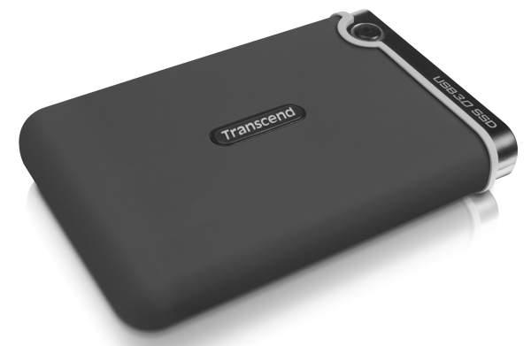 Transcend SSD18C3, disco duro portátil SSD con transferencia de datos ultrarrápida