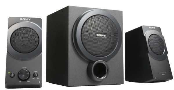 Sony SRS-D5, altavoces multimedia con buena potencia y graves profundos