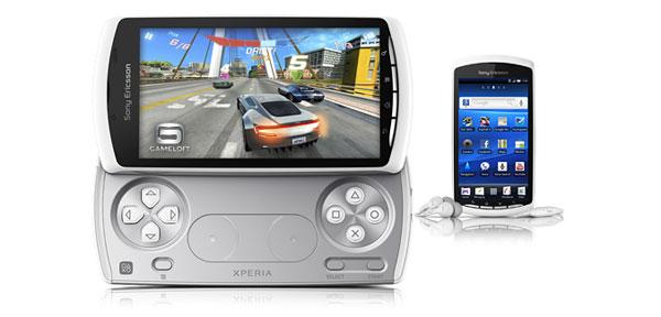 Sony Ericsson XPERIA Play, el móvil híbrido de Sony Ericsson a la venta en abril por 650 euros