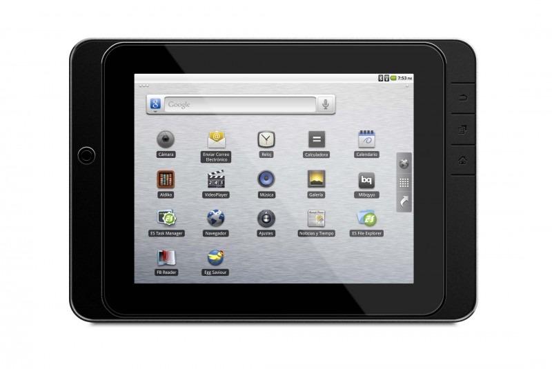 vinci un tablet samsung