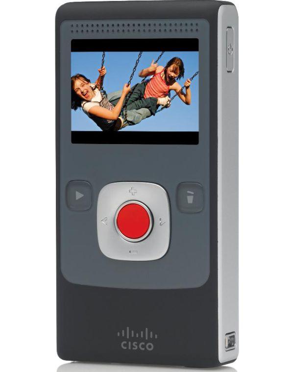 Flip UltraHD, videocámara de bolsillo que graba dos horas de vídeo en alta definición